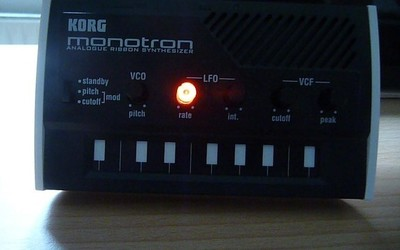 Korg Monotron